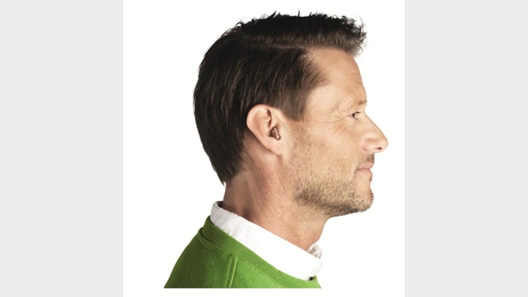 Customized hearing aids from Sonova AG ©Sonova AG