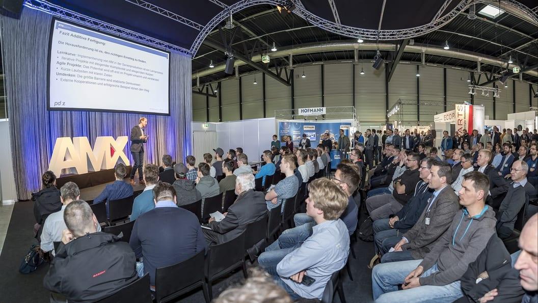 Das Innovation Symposium der AM Expo liefert Inspiration für Innovationen.