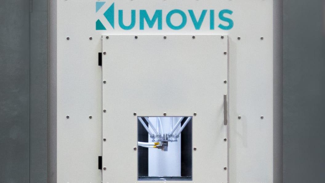 KUMOVIS 3D printer for high performance plastics