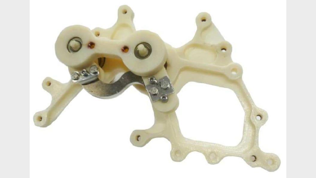 Das funktionale Zusammenspiel schnell getestet mithilfe des X400 3D Druckers von German RepRap