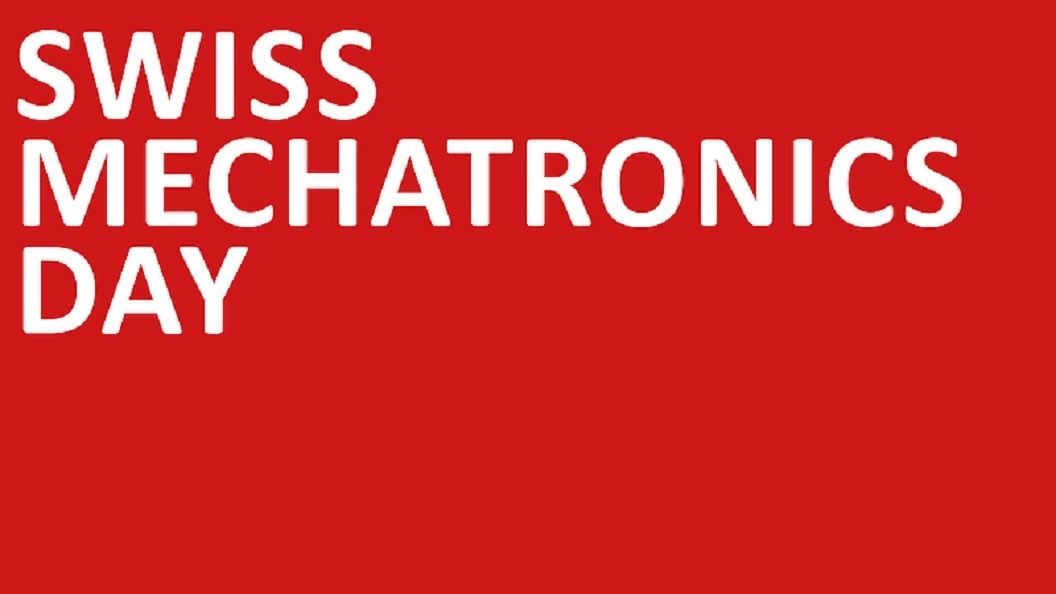 Come by Admantec's on Swiss Mechatronics Day 26th of June!