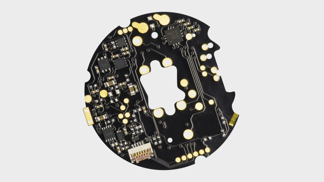 Hoch integrierte Smartwatch Elektronik