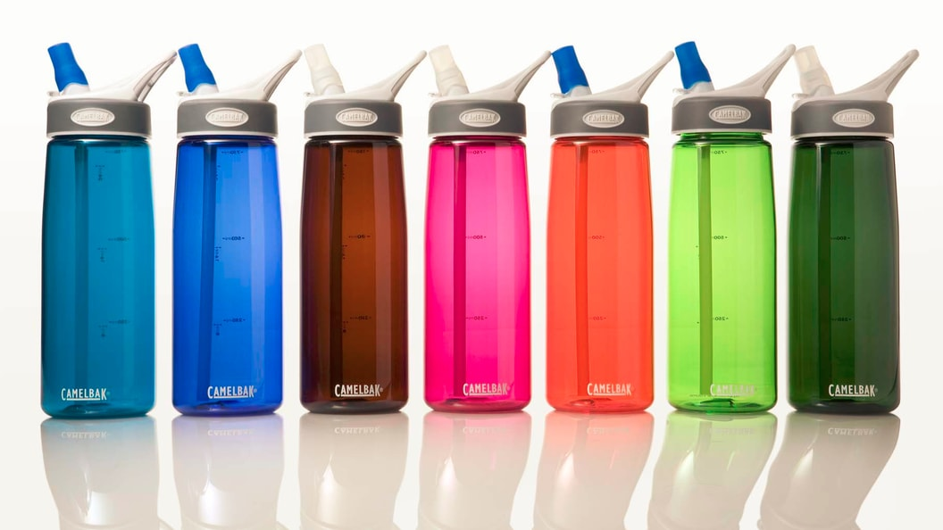 CamelBak (r) bottles made of TRITAN (TM)