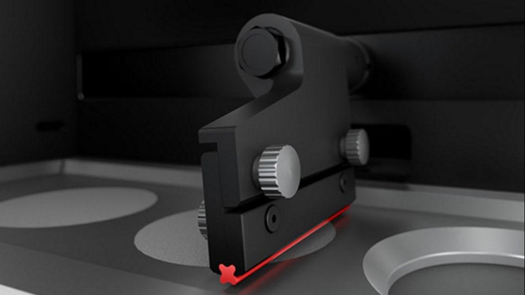 Das innovative Beschichtersystem führt zu hoher Prozessgeschwindigkeit.