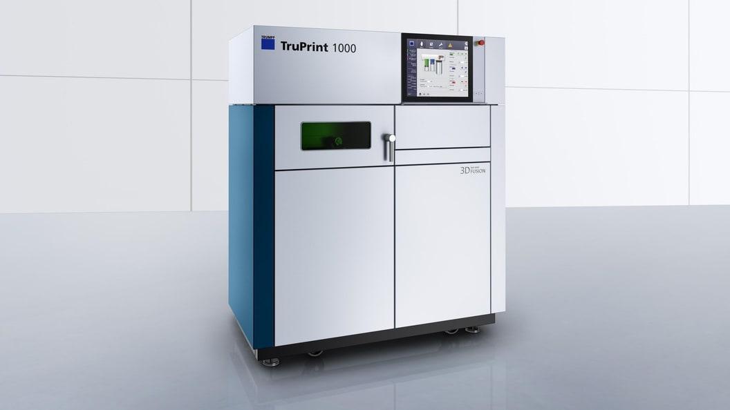 Truprint 1000 - Kompakter und robuster 3D-Drucker