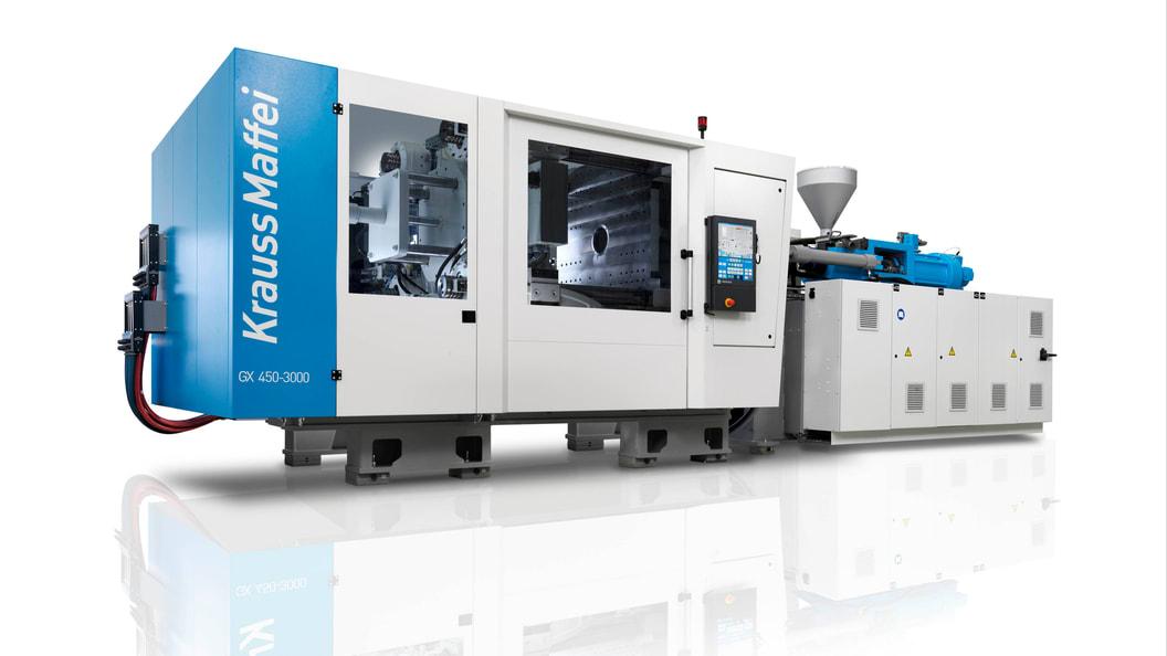 KraussMaffei GX 450-3000