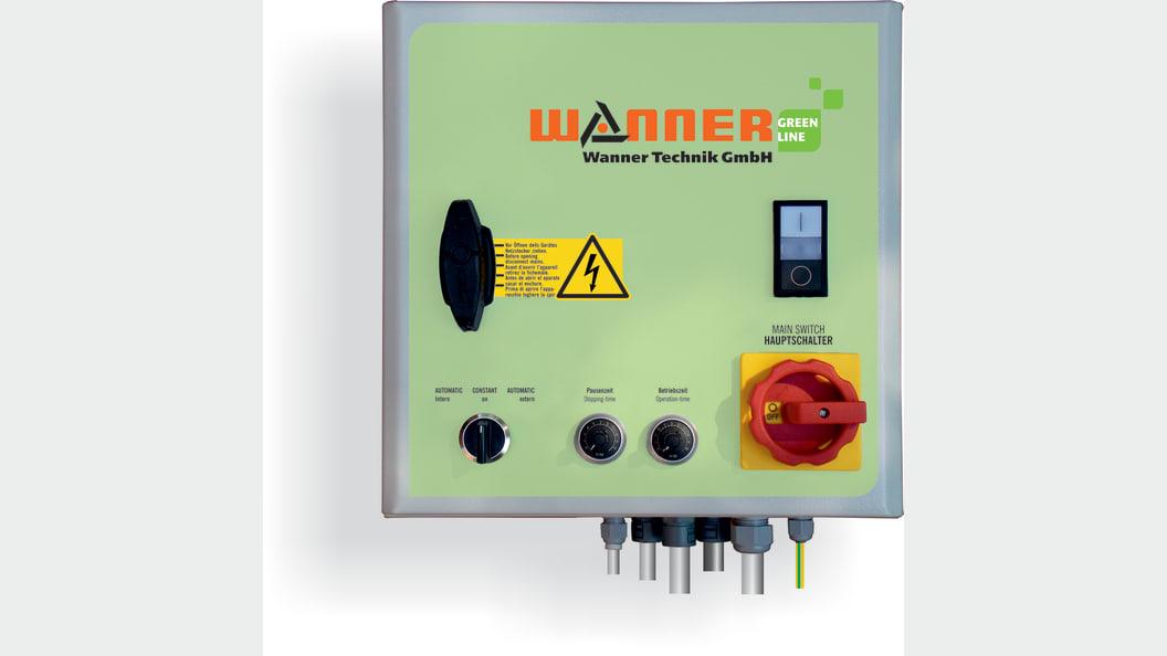 Green-Line Energiesparsteuerung