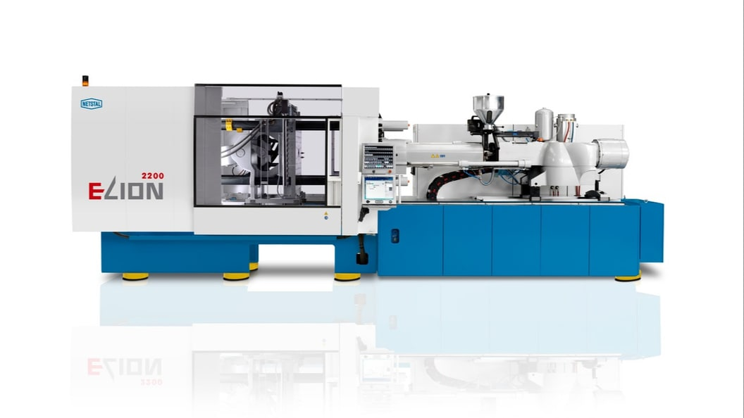 Performance, precision and efficiency at the highest level. The ELION series from Netstal