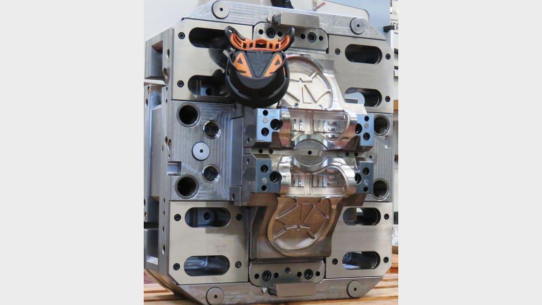 Das Zweikomponenten-Werkzeug