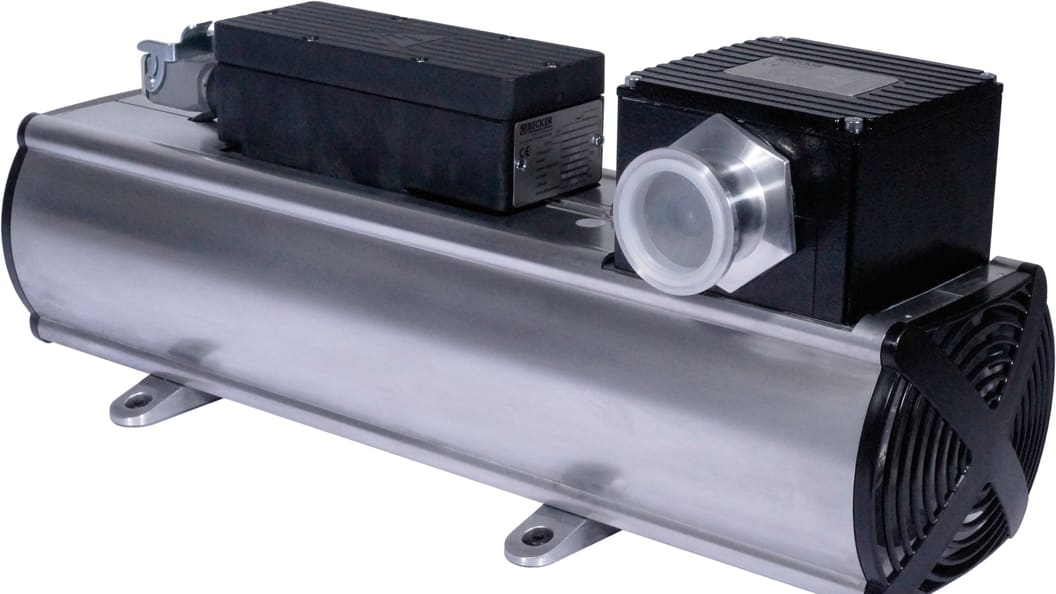 Gas-tight blowers and components from Becker ensure a high-quality protective gas atmosphere