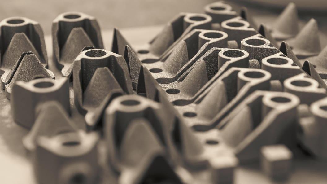 3D Printed brackets
