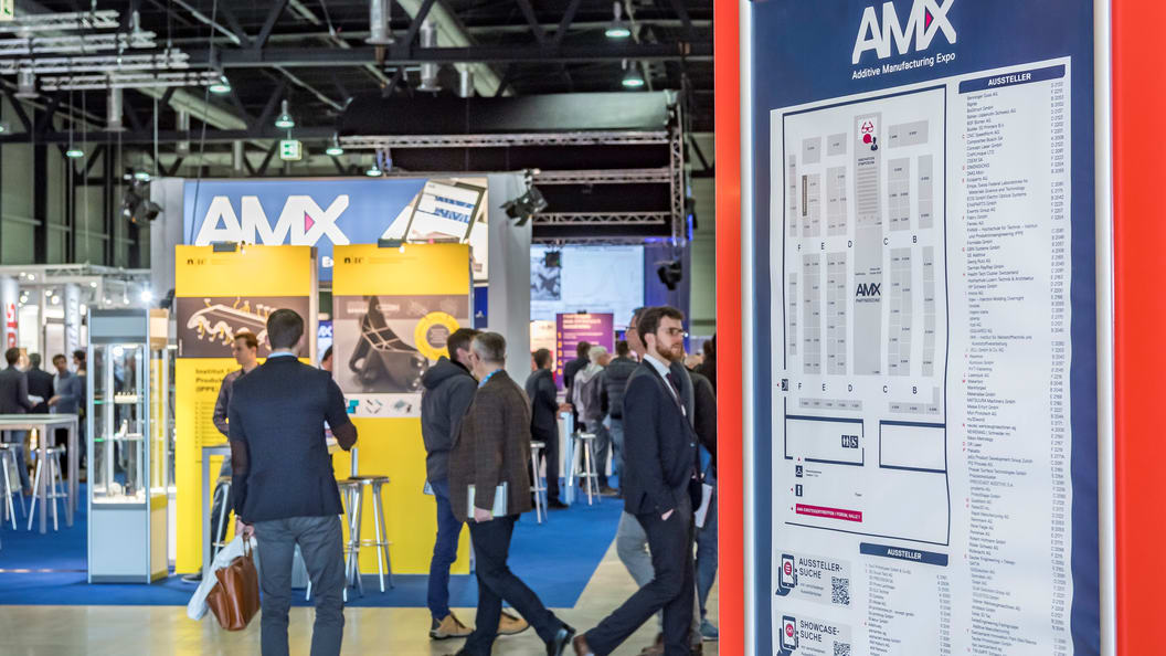 Create your personal to-do list in preparation of your visit to the AM Expo.