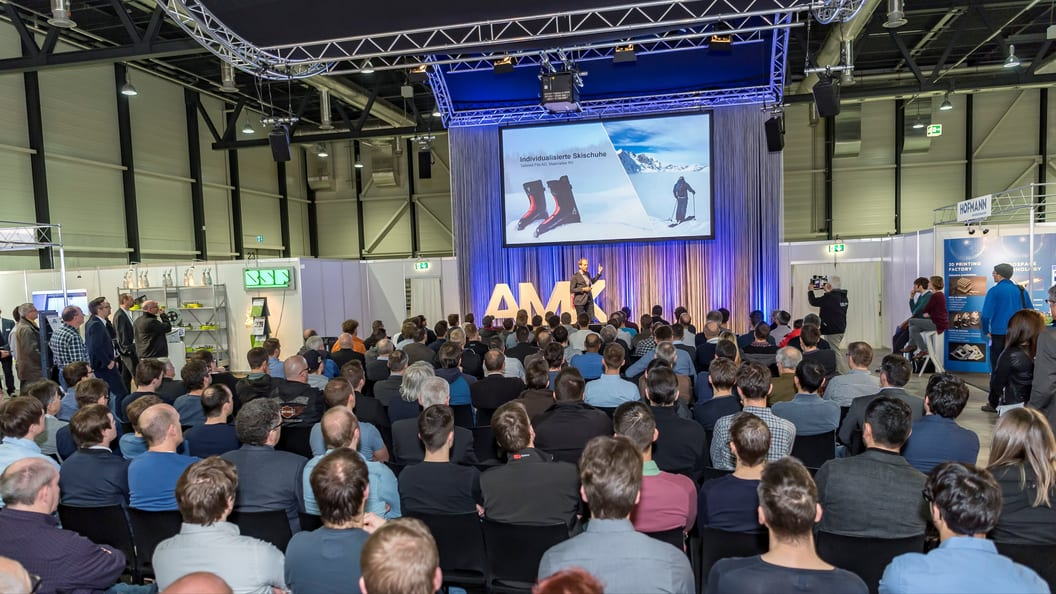 Innovation Symposium an der AM Expo