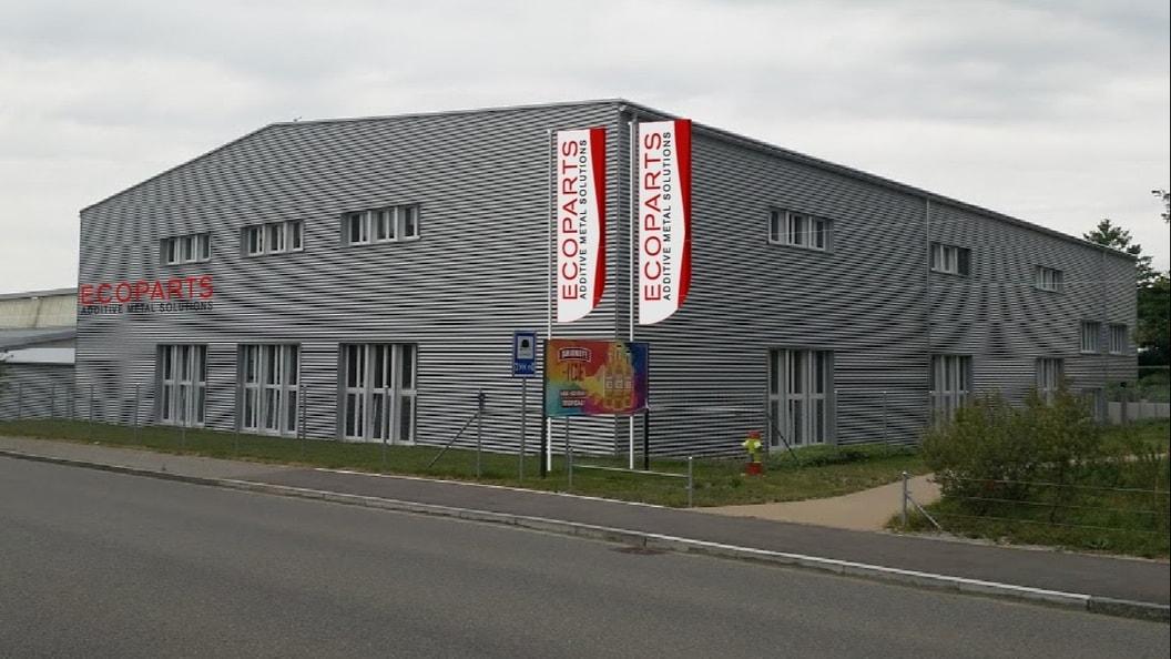 ECOPARTS AM Factory II