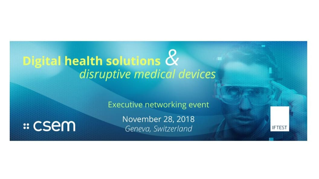 Digital Health Solutions & Disruptive Medical Devices