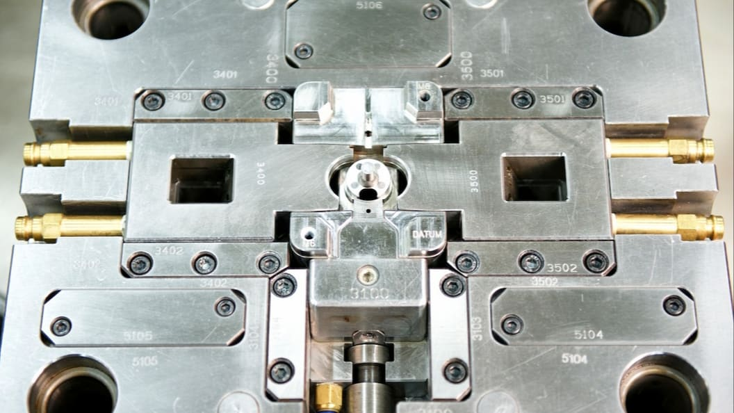Complex moulds from China prove to be successful with close cooperation and support.
