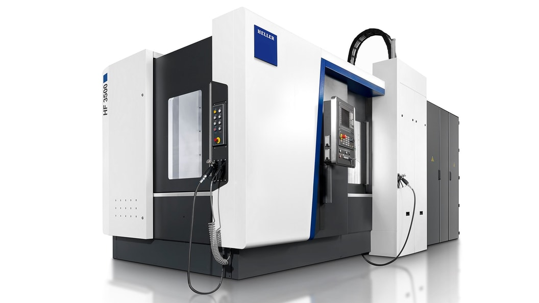 HF 3500 / 5-axis-machining centre