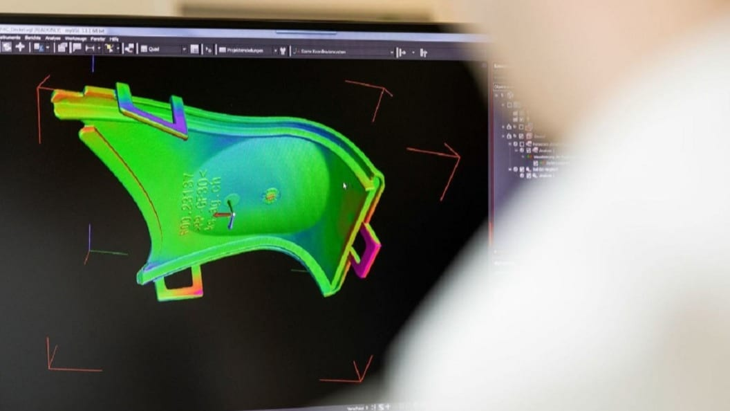 Digitization by computed tomography