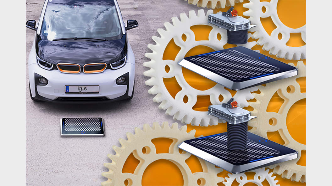 wear-resistant igus gears from the 3D printer