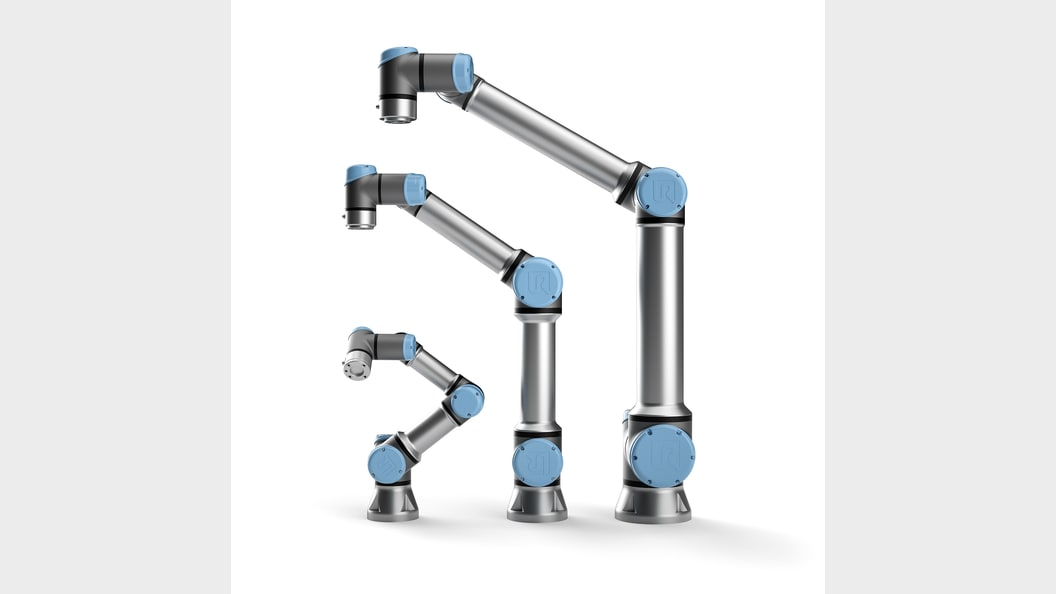 New e-Series from Universal Robots
