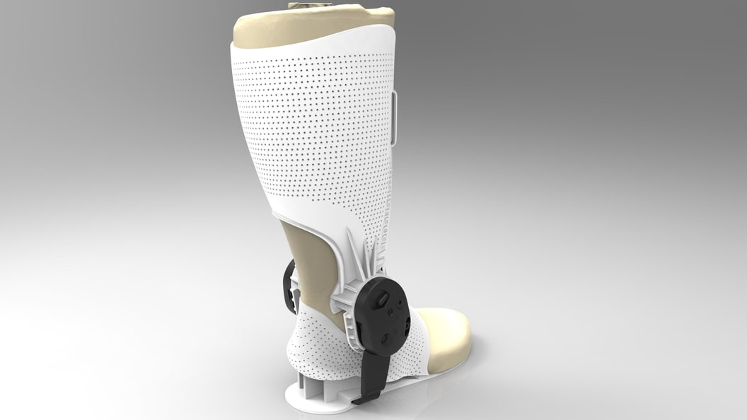 Foot orthosis - orthopaedic technology