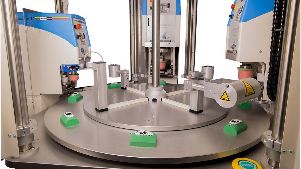 Module One, hier in der Ausführung als 3-Farben-Druckanlage