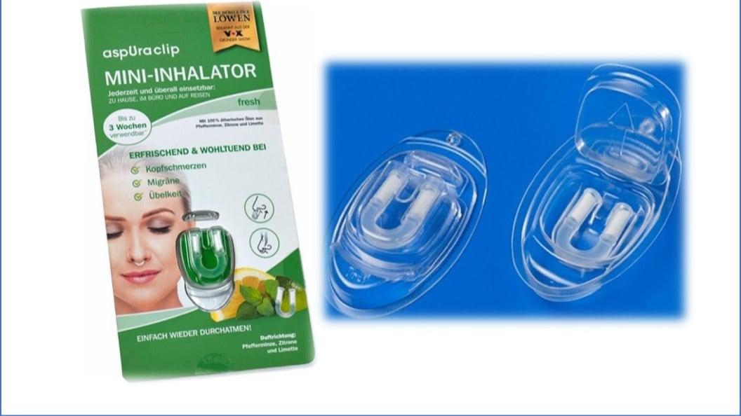 aspUraclip®- Verpackung