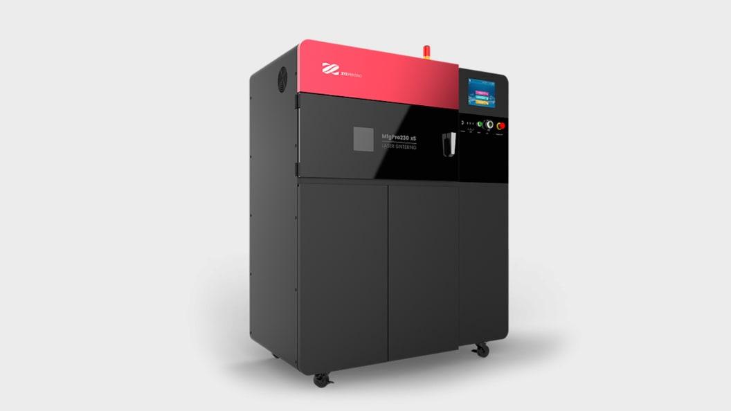 XYZprinting MfgPro230 xS - Professionelles SLS System