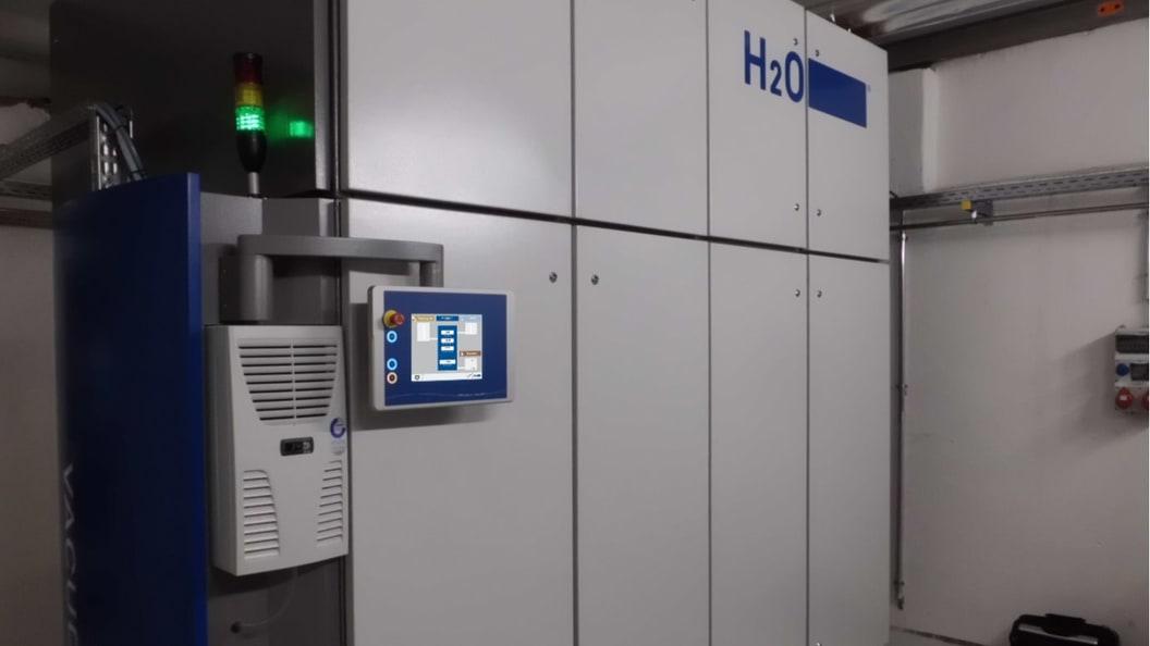 Die VACUDEST L 4.500 bereitet die Emulsionen 3x besser auf als die bisherige Ultrafiltration.