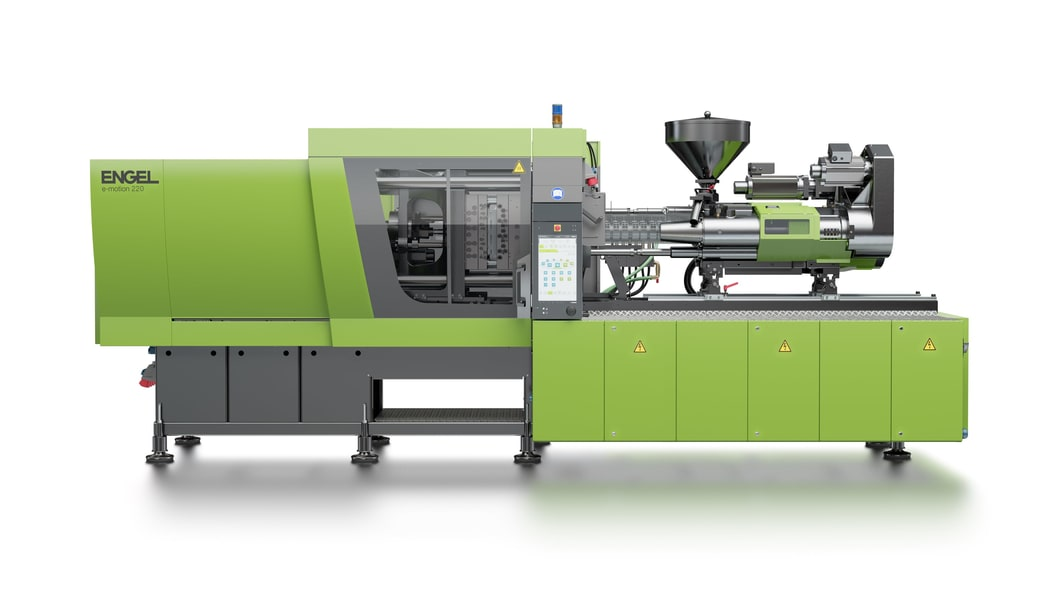 The e-motion is the ideal production unit for the continuously growing demands of a dynamic market.