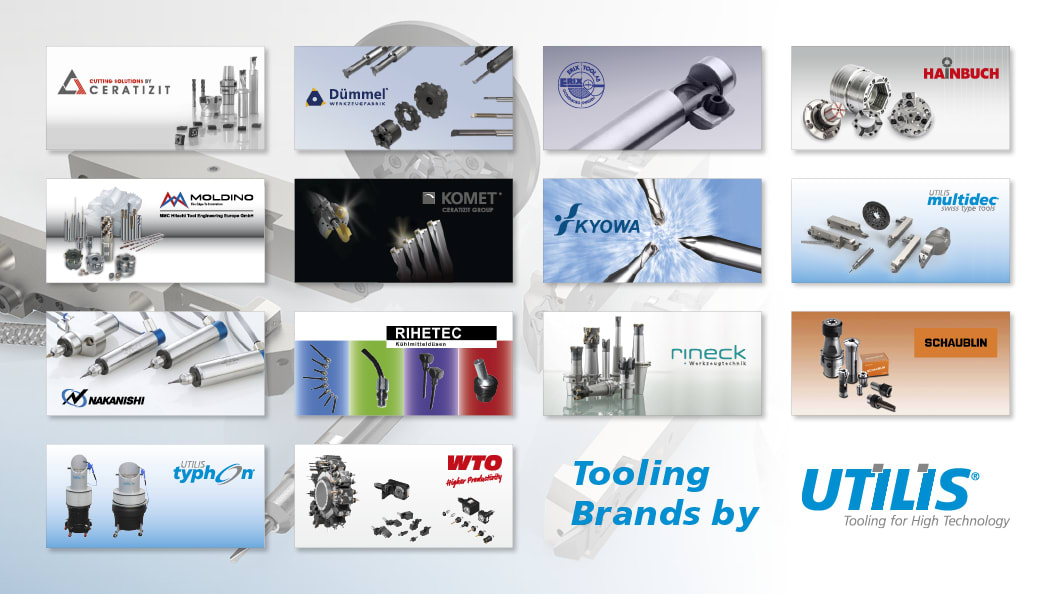 Tooling Brands by UTILIS
