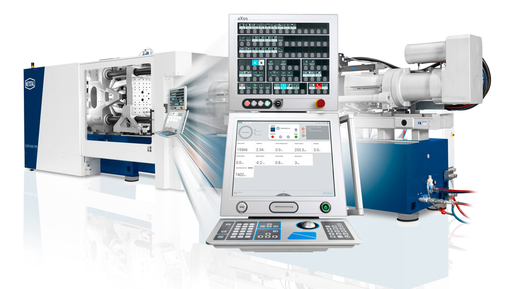 Guided and safe machine operation with Smart Buttons and Dashboard