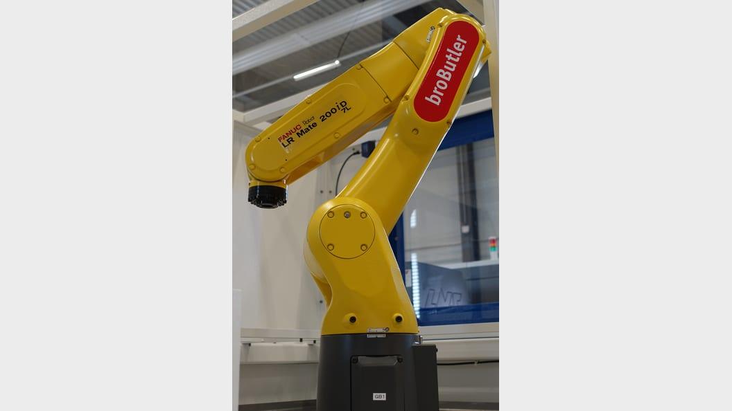 broButler - Industrieroboter