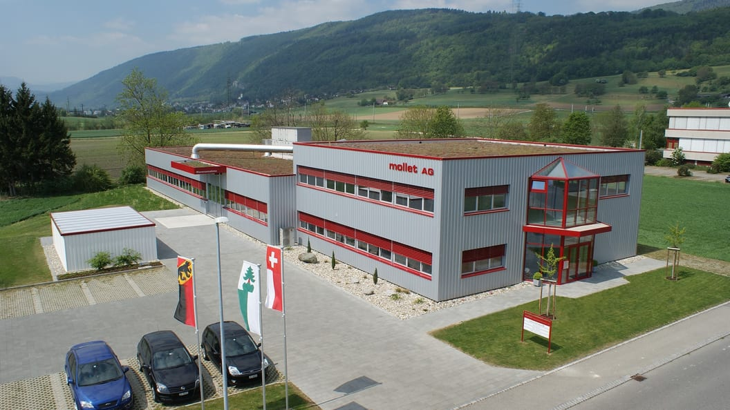 view of the company