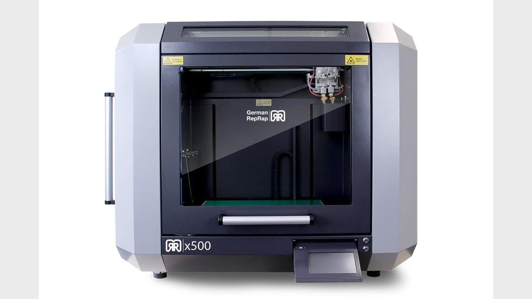 German RepRap x500 3D printer