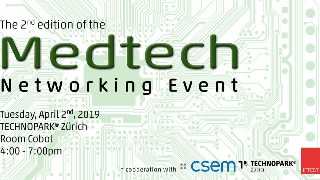 Medtech Networking Event 2nd Edition