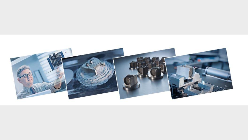 Consulting, Engineering, Manufacturing, Finishing: Von der Aufgabe zur einbaufertigen 3D-Komponente