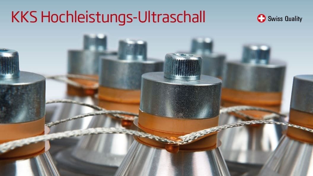 Transducers available in SINGLE, DUAL or MIX frequency technology at 27&80/30&60/40&100 kHz