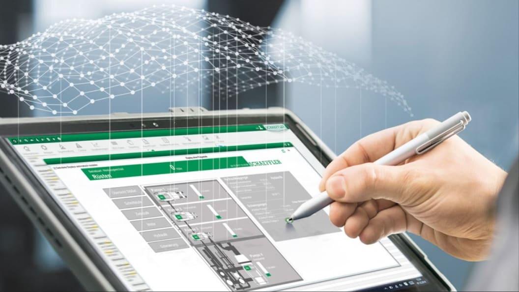 Schaeffler bietet OEMs und Anlagenbetreibern spezielle Industrie 4.0-Lösungspakete
