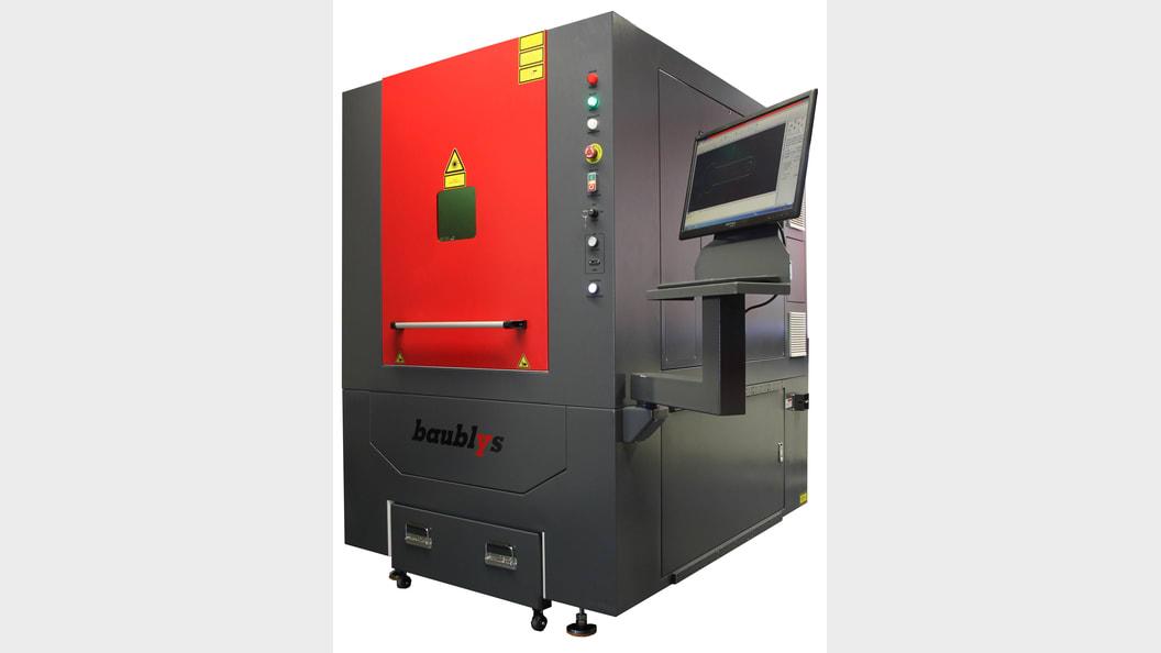 Baublys BC Cutting Laser