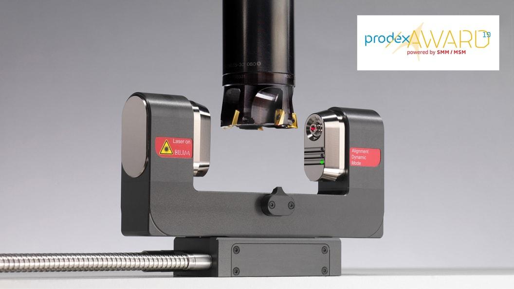 Das Lasermesssystem LC50-DIGILOG von BLUM