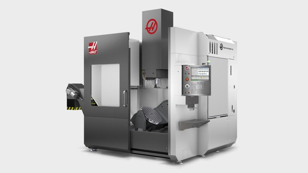 HAAS CNC Werkzeugmaschine (UMC 750)