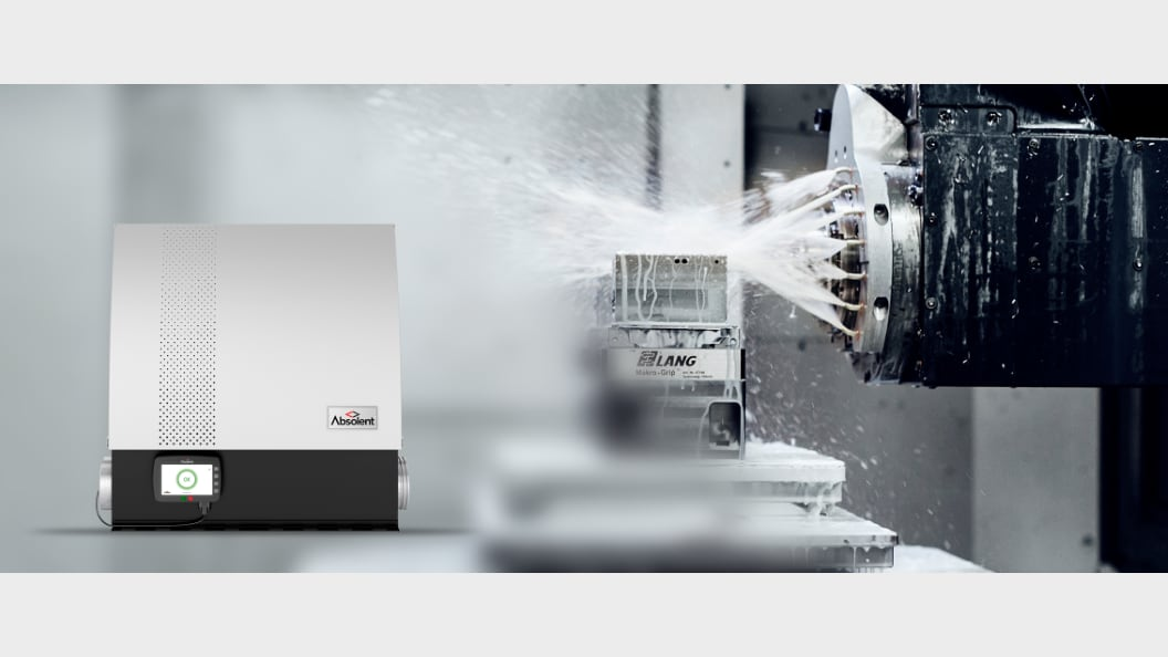 A•Line Absolent -99.97% Clean Air -Saving Energy Costs -Industry 4.0 -Pressure-controlled