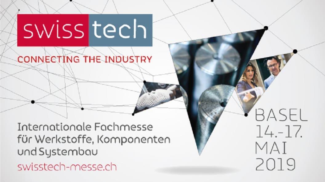 Die AM Expo an der SWISSTECH in Basel