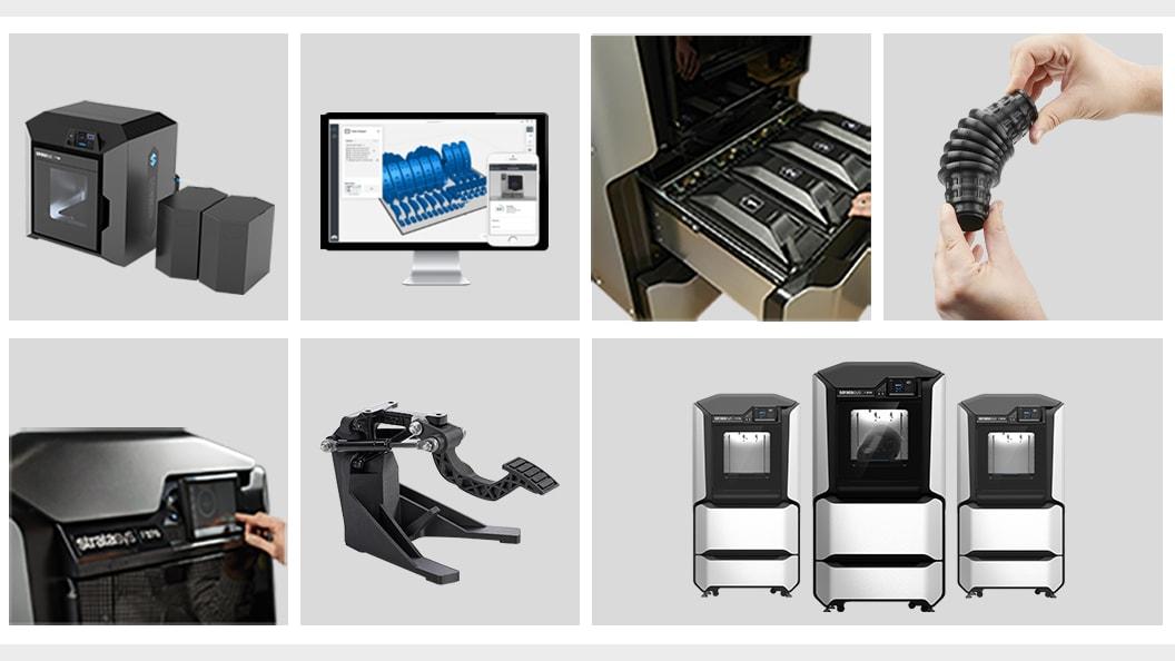 Neue 3D-Druckergeneration Stratasys F370 im Detail