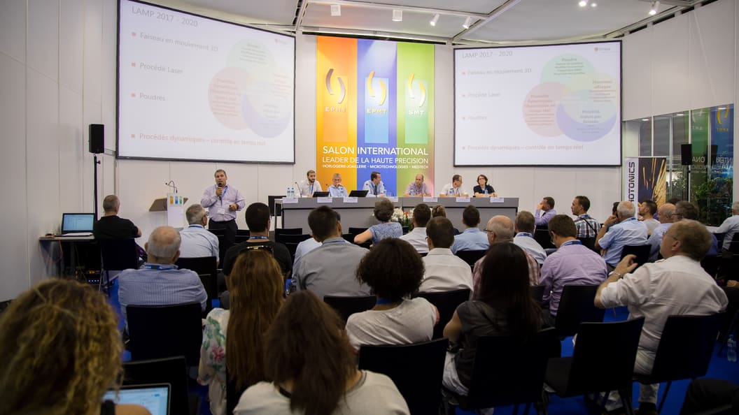Well-visited seminars surrounding the newest trends of the sector