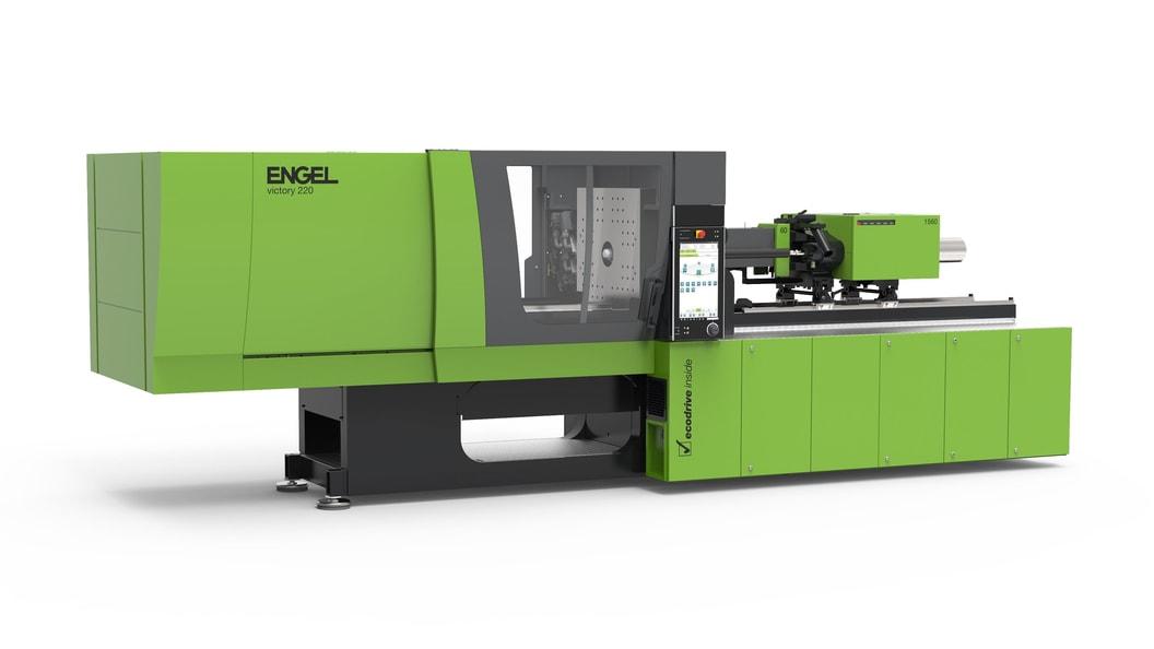Die universelle Holmlos-Kunststoffmaschine für die flexible, effiziente und zuverlässige Produktion.
