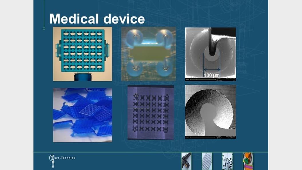 Hoch Präzision Kunststoff Produkt Medizinisch