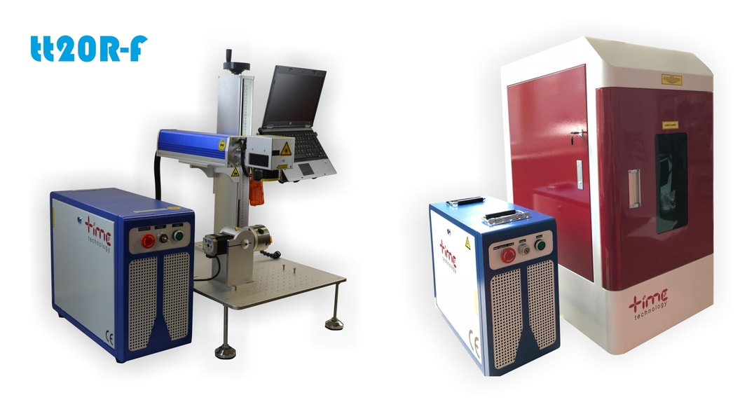 Galvo fiber lasers with or without housing