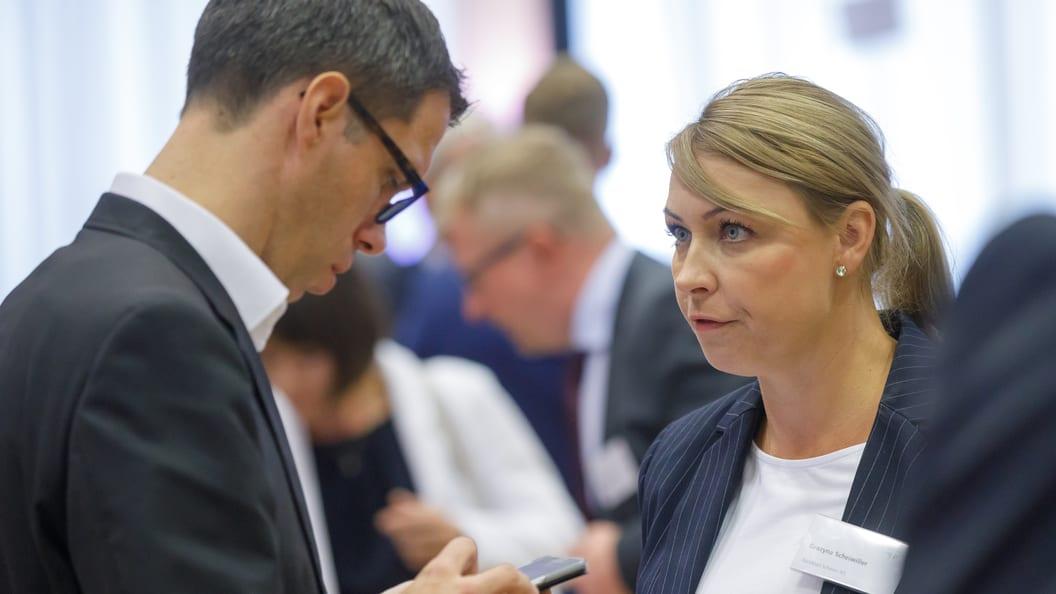 Health Tech Cluster Switzerland bietet direkte, persönliche oder digitale Vernetzung.